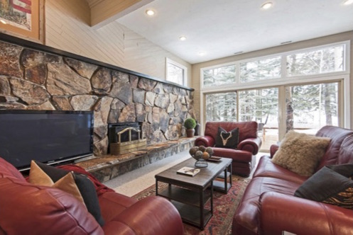 canyons living room