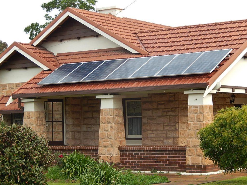 solar panels park city