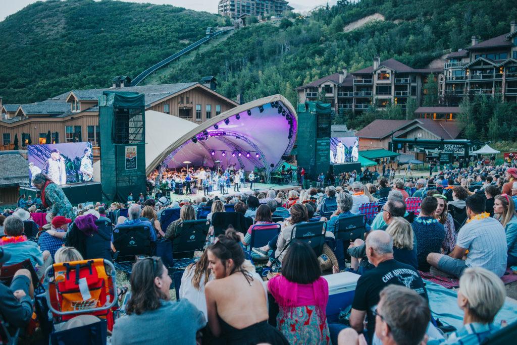 deer valley concert