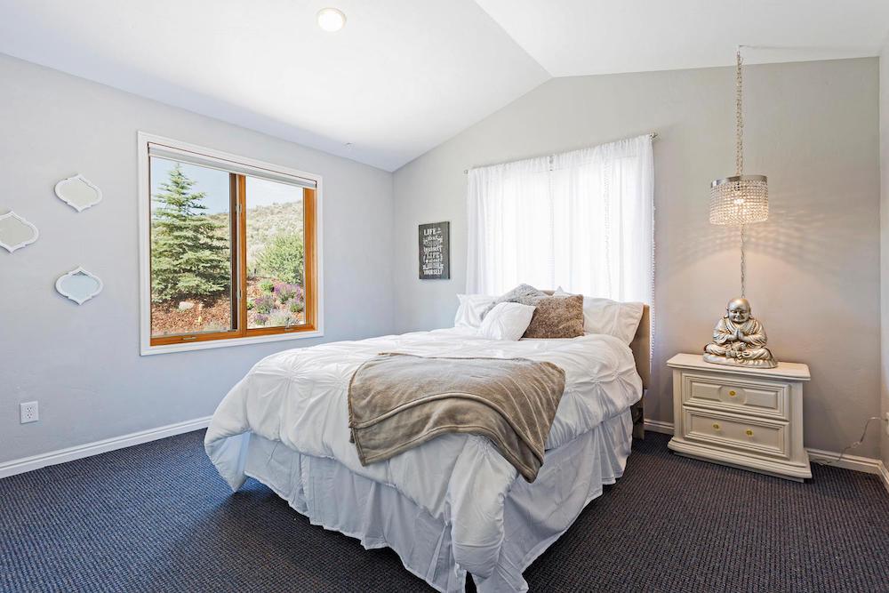 Fairview Drive bedroom