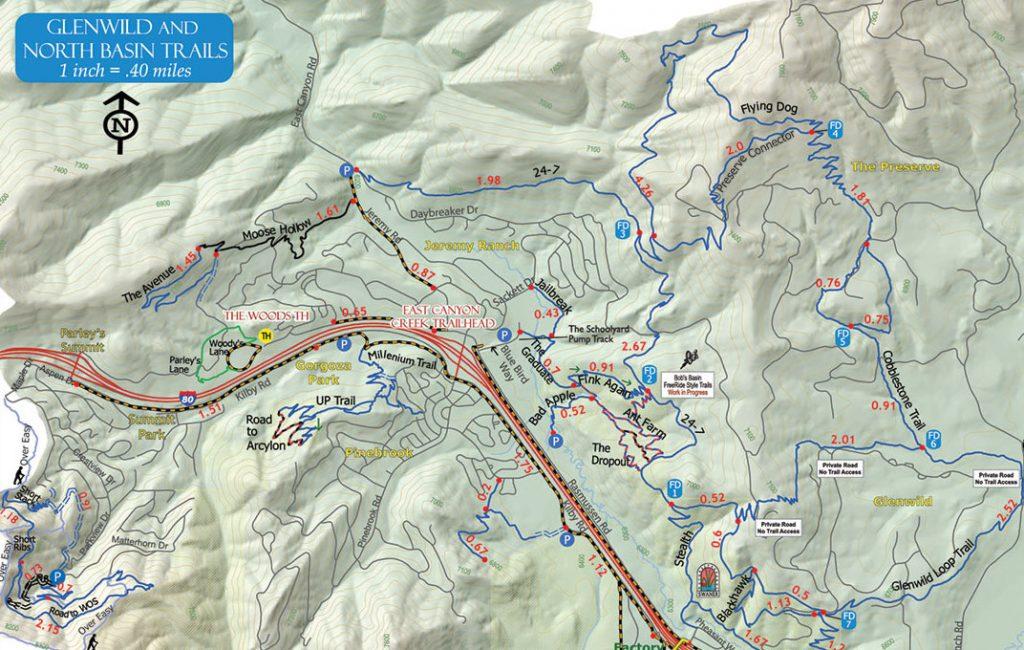 glenwild trails