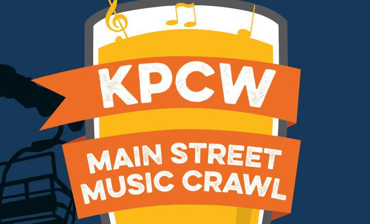 KPCW music crawl