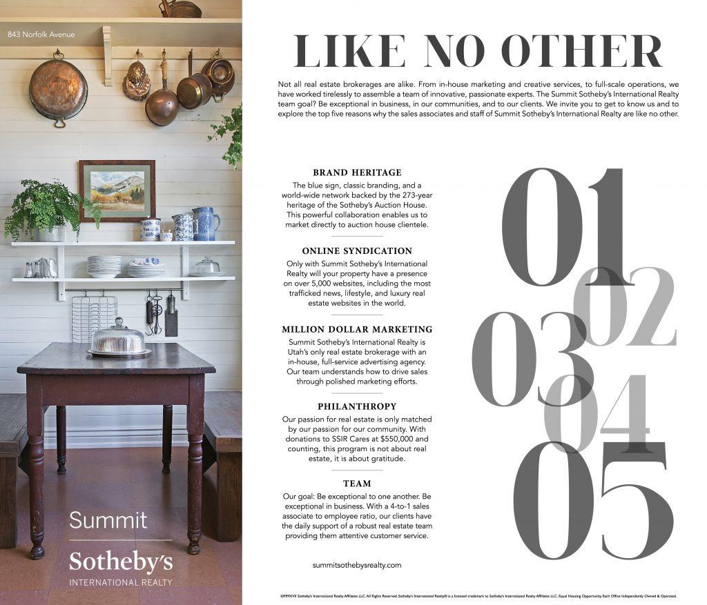 Sotheby's marketing