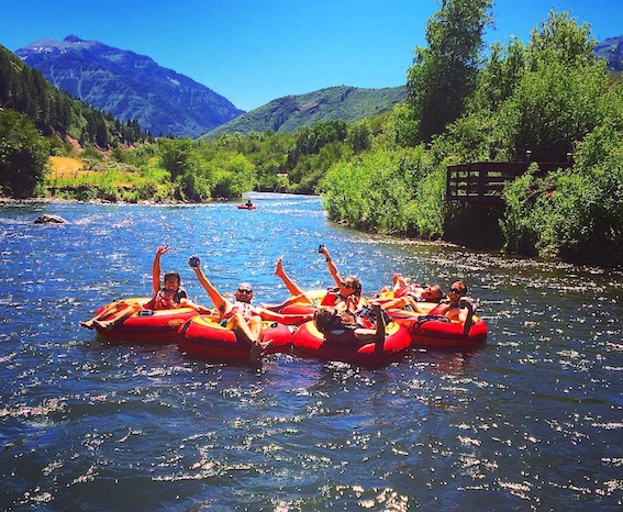 Provo River Tubing Choose Park City