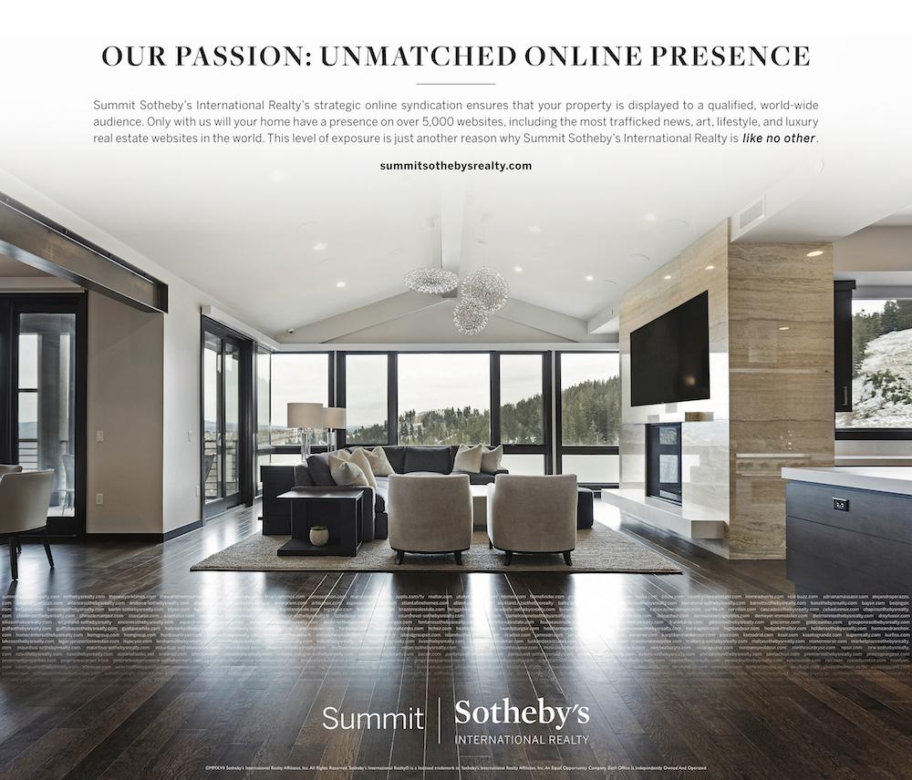 sotheby's online presence
