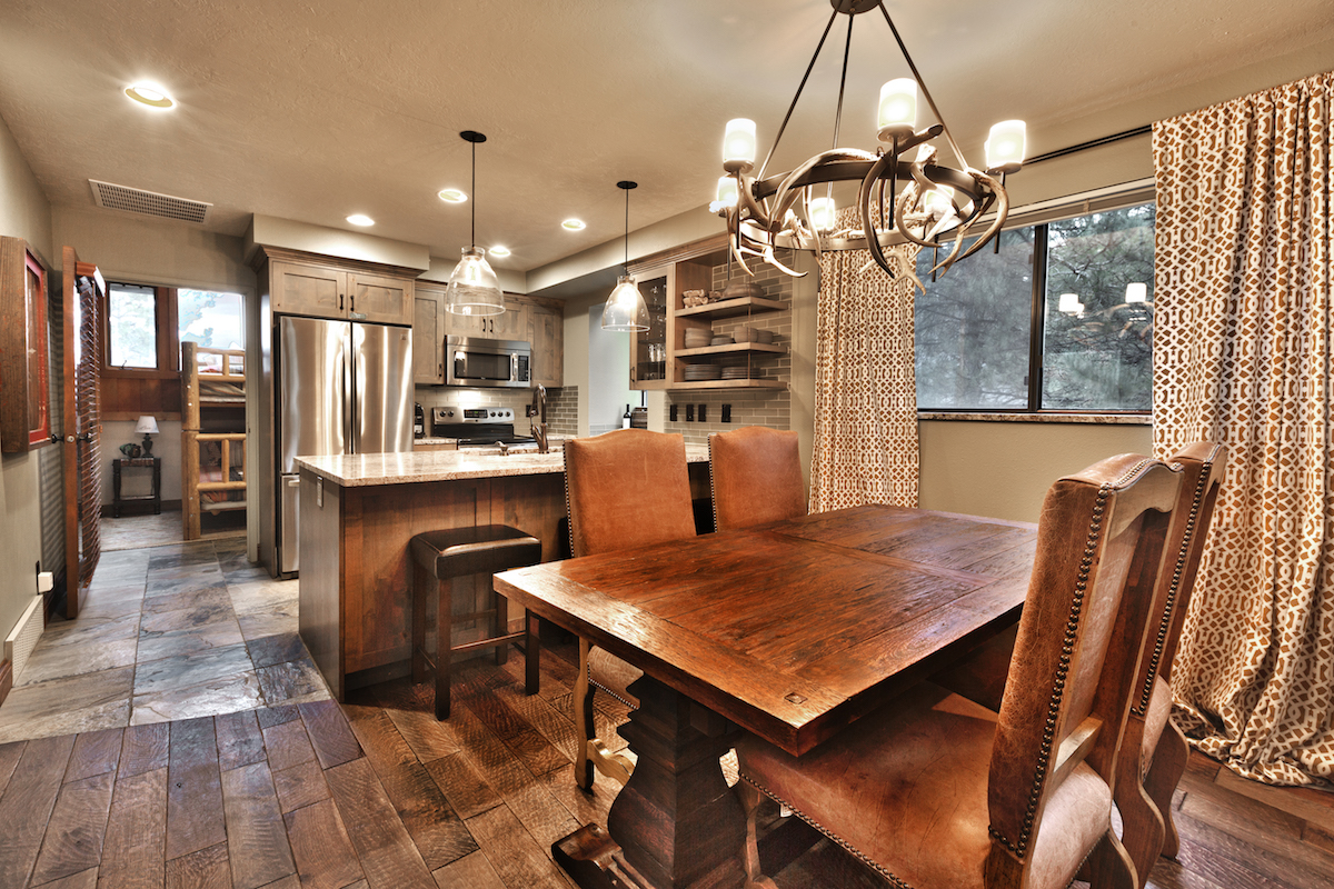 willow creek homes kitchen