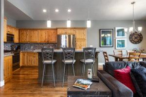 black hawk station park city neighborhood upgraded kitchen