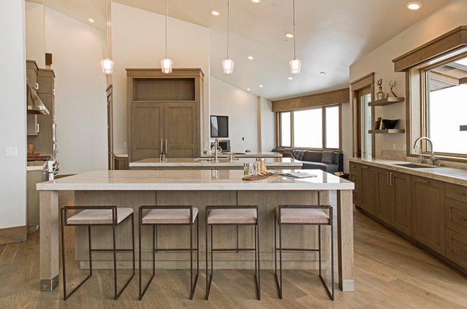 Ranch place real estate modern kitchen design